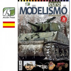 Revista Euro Modelismo 274. Marca Acción Press. Ref: EM-0274.