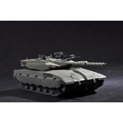 Tanque Merkava MK III, israeli MBT. Escala 1:72. Marca Trumpeter. Ref: 07103.