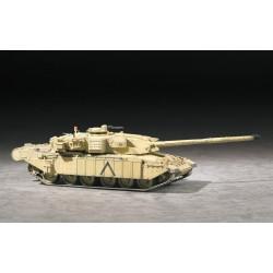 Tanque Challenger I MBT, Inglés , versión Desierto. Escala 1:72. Marca Trumpeter. Ref: 07105.