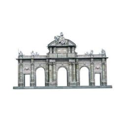 Puerta de Alcala ( Madrid ). Puzzle 3D de Montaje. Serie de edificios históricos. Marca Clever Paper. Ref: 14353.