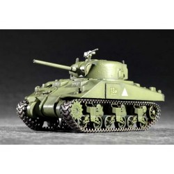 Tanque Sherman M4 Mid-Poduction. Escala 1:72. Marca Trumpeter. Ref: 07223.