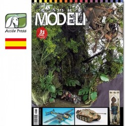 Revista Euro Modelismo 275. Marca Acción Press. Ref: EM-0275.