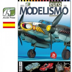 Revista Euro Modelismo 276. Marca Acción Press. Ref: EM-0276.