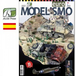 Revista Euro Modelismo 277. Marca Acción Press. Ref: EM-0277.