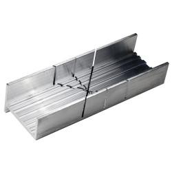 Inglete aluminio anodizado. Marca Artesania Latina. Ref: 27031.
