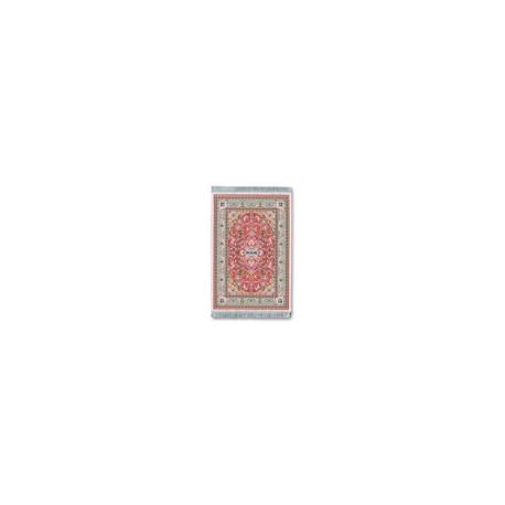 Alfombra Persa 24 X 15 Cm Color Roja Verde Marca