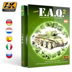 F.A.Q.2. Marca AK Interactive. Ref: AK150.