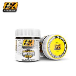 Producto weathering, plaster base. Bote de 100 ml. Marca AK Interactive. Ref: AK617.