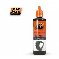 Ak Imprimación, marrón ( tracks ). Bote de 60 ml. Marca AK Interactive. Ref: AK185.