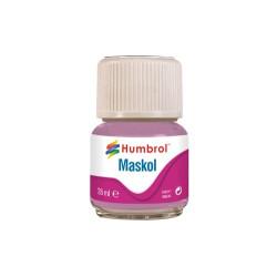 Maskol, máscara líquida. Bote 28 ml. Marca Humbrol. Ref: AC5217.