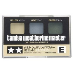 "Weathering master ""E"", para vehiculos. Marca Tamiya. Ref: 87098."