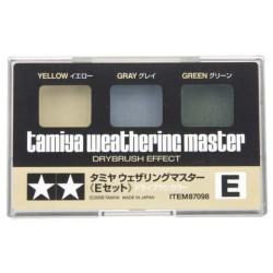 Weathering master, para vehiculos. Marca Tamiya. Ref: 87098.