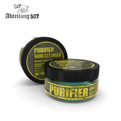 Purifier hand cleanser. Cantidad 100 ml. Marca Abteilung 502. Ref: ABT116.