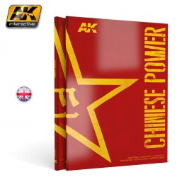 Chinese power book. Marca AK Interactive. Ref: AK666.