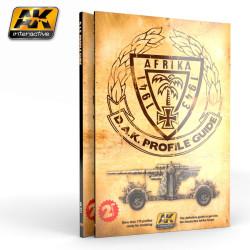 Book Dak profile. Africa 1941-1943. Marca AK Interactive. Ref: AK271.