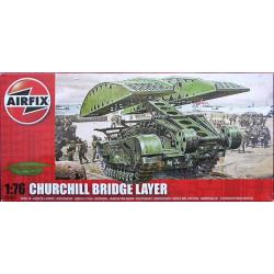 Puente capa Churchill, WWII. Escala 1:76. Marca Airfix. Ref: A04301.