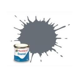 Almirantazgo gris oscuro brillo. Bote 14 ml. Marca Humbrol. Ref: AA0059.