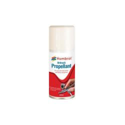 Botella de aire comprimido para aerógrafo. Bote 400 ml. Marca Humbrol. Ref: AV6941.