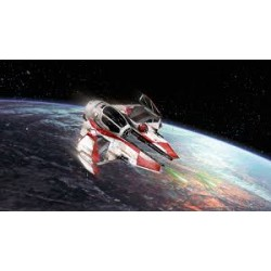 Obi-Wan´s Jedi Starfighter, Star Wars. Escala 1:58. Marca revell. Ref: 03607.
