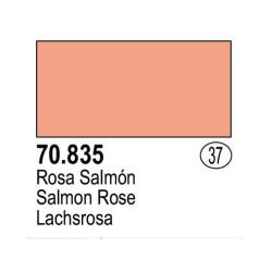 Acrilico Model Color, Rosa salmón, ( 037 ). Bote 17 ml. Marca Vallejo. Ref: 70.835.