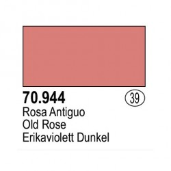 Acrilico Model Color, Rosa antiguo, ( 039 ). Bote 17 ml. Marca Vallejo. Ref: 70.944.