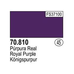 Acrilico Model Color, Púrpura real, ( 045 ). Bote 17 ml. Marca Vallejo. Ref: 70.810.
