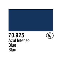 Acrilico Model Color, Azul intenso , ( 052 ). Bote 17 ml. Marca Vallejo. Ref: 70.925.