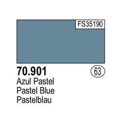 Acrilico Model Color, Azul pastel, ( 063 ). Bote 17 ml. Marca Vallejo. Ref: 70.901.