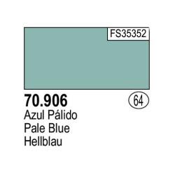 Acrilico Model Color, Azul palido, ( 064 ). Bote 17 ml. Marca Vallejo. Ref: 70.906.