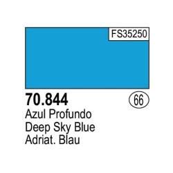 Acrilico Model Color, Azul profundo, ( 066 ). Bote 17 ml. Marca Vallejo. Ref: 70.844.