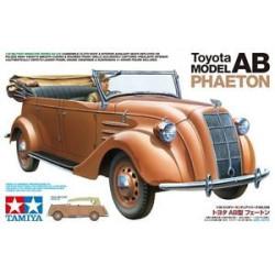 Coche Toyota Model AB Phaeton. Escala 1: 35. Marca Tamiya. Ref: 35338.