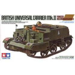 Carrier Universal Británico Mk.II Reconocimiento Forzado. Escala 1:35. Marca Tamiya. Ref: 35249.