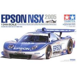Auto Epson NSX 2005.  Escala 1:24. Marca Tamiya. Ref: 24287.