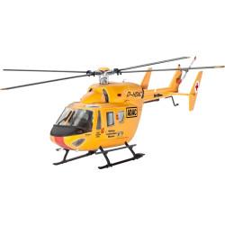 Helicóptero BK-117 ADAC. Escala 1:72. Marca Revell. Ref: 04953.