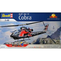 Helicoptero AH-1F Super Cobra. Escala 1:48. Marca Revell. Ref: 05723.