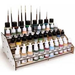 Módulo organizador de colores y pinceles. Marca Vallejo. Ref: 26.007.
