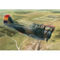 "Grumman G-23 Delfín "" Spanish Civilian War "". Escala 1:72. Marca Special Hobby. Ref: 72247."