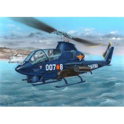 """AH-1G Cobra """" Spanish & IDF cobras """". Escala 1:72. Marca Special Hobby. Ref: 72274."""