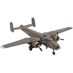 B-25J Mitchell, monogram. Escala 1:48. Marca Revell. Ref: 15512.