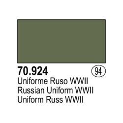 Acrilico Model Color, Uniforme ruso WWII ( 094 ). Bote 17 ml. Marca Vallejo. Ref: 70.924.