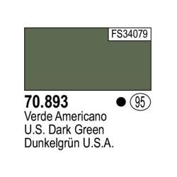Acrilico Model Color, Verde Americano ( 095 ). Bote 17 ml. Marca Vallejo. Ref: 70.893.
