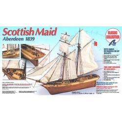 Scottish Maid Aberdeen 1839. Escala 1:50. Marca Artesanía Latina. Ref: 18021.