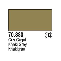Acrilico Model Color, Gris caqui ( 113 ). Bote 17 ml. Marca Vallejo. Ref: 70.880.
