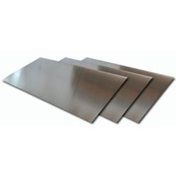 Plancha de Aluminio 400 x 200 mm, 0.30 mm, 1und. Marca Dismoer. Ref: 33340.