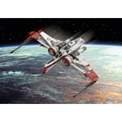 ARC-170 Clone Fighter, Star Wars. Escala 1:83. Marca Revell. Ref: 03608.