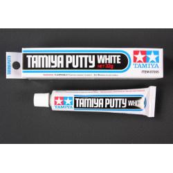 Masilla Putty white. 32 gr. Marca Tamiya. Ref: 87095.