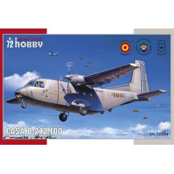 Avioncar CASA C-212-100. Escala 1:72. Marca Special Hobby. Ref: 72344.