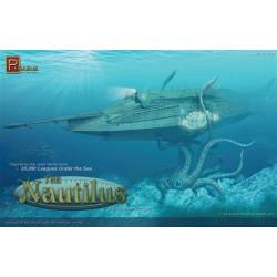 Nautilus, 20000 leguas submarinas. Escala 1:144. Marca Pegasus. Ref: 9120.