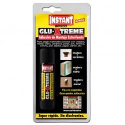 Super adhesivo barra Glu-Xtreme. Formato barra 20 gr. Marca Instant. Ref: 270011.