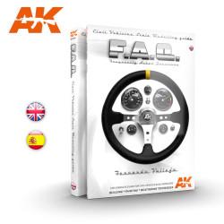 F.A.Q., guia completa de vehículos civiles. Marca AK Interactive. Ref: AK283.